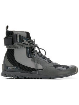 Camper Lab Nothing boots - Grey