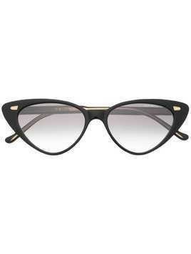Cutler & Gross cat eye sunglasses - Black