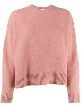 Hope round neck jumper - Pink