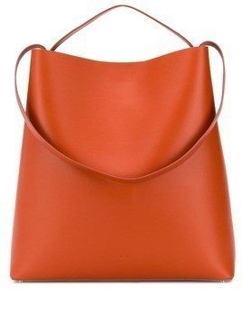 Aesther Ekme shoulder strap shopper bag - Orange