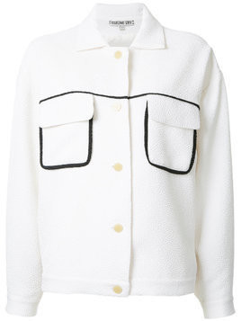 Edeline Lee Gabo jacket - White