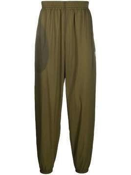 GmbH loose fit trousers - Green