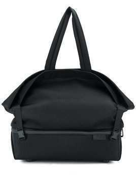 Côte&Ciel buckle detail holdall - Black