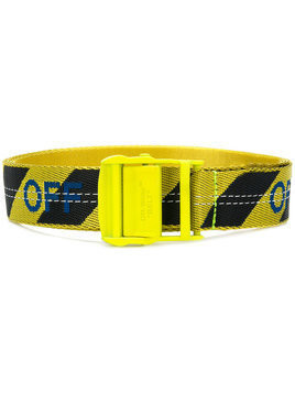 Off-White - Diag industrial belt - Herren - Polyamide/Polyester - One Size - Yellow & Orange