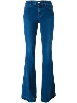 Stella McCartney flared jeans - Blue