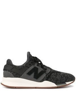New Balance 247 knitted trainers - Grey