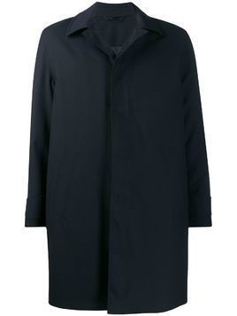 Officine Generale Sergio raincoat - Blue
