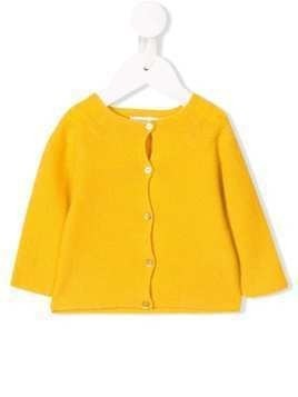 Knot Juliet cardigan - Yellow