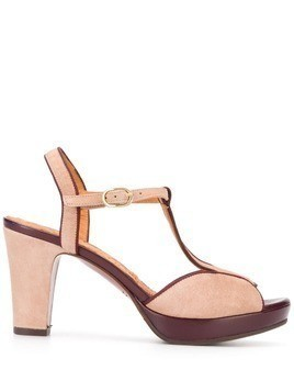 Chie Mihara open toe sandals - Purple