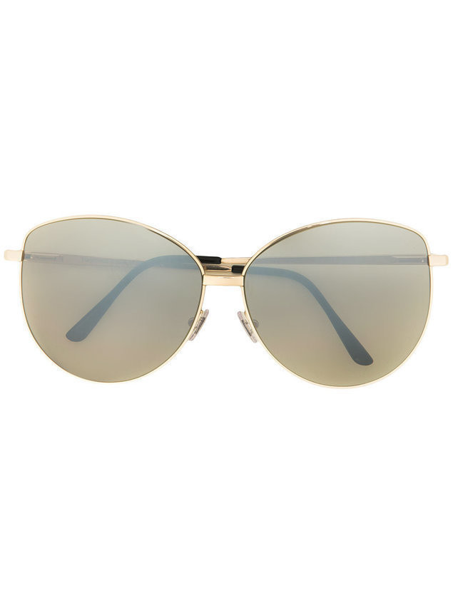 Spektre cat eye sunglasses - Green
