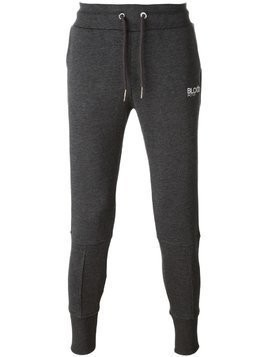 Blood Brother cuffed sweatpants - Grey