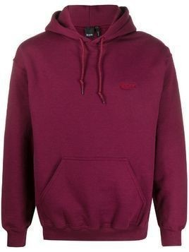Blood Brother Wayward long sleeve hoodie - Red