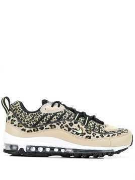 Nike Nike Air Max 98 leopard print sneakers - Brown