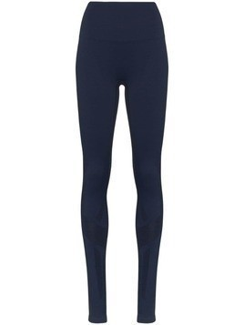 LNDR Eight high-waisted leggings - Blue