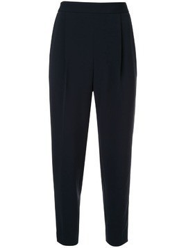 Ballsey slim-fit cropped trousers - Blue