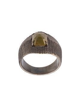 Loree Rodkin 18kt gold yellow diamond ring - Grey