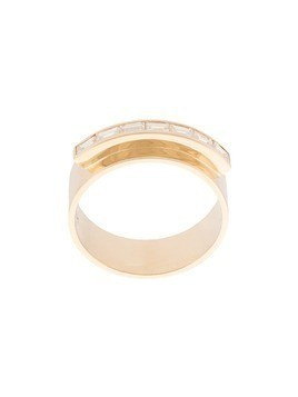 Azlee band ring - Yellow