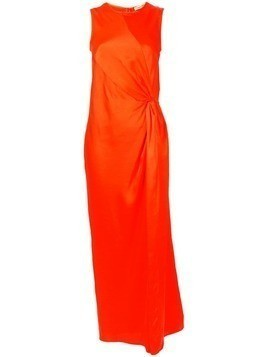 Maggie Marilyn Catch the Sunset dress - ORANGE