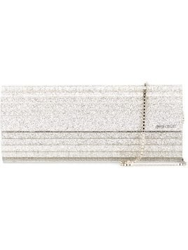 Jimmy Choo Sweetie clutch - Nude & Neutrals