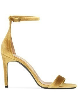 Oscar de la Renta Flex sandals - Yellow