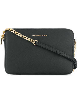 Michael Kors Collection Jet Set shoulder bag - Black