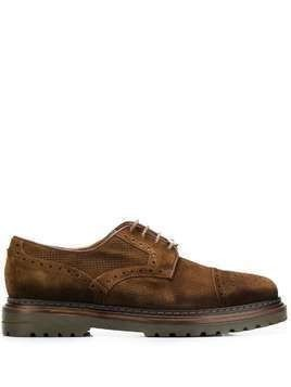 Brimarts lace-up brogues - Brown