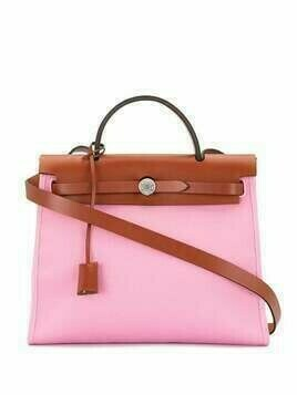 Hermès 2015 pre-owned Her Bag 31 2way bag - PINK