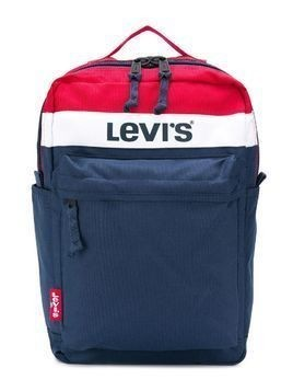 Levi's Kids colour block backpack - Blue