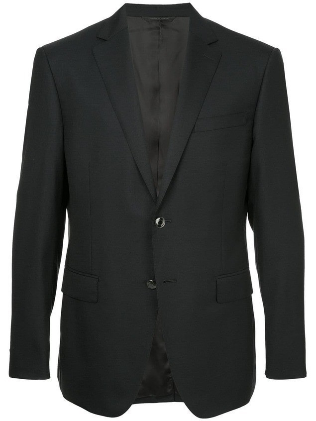 D'urban formal blazer - Black