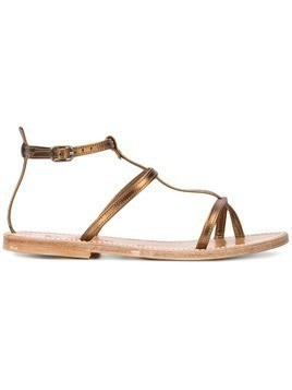 K. Jacques gina sandals - Brown