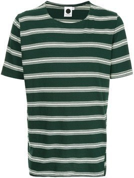 Bassike striped T-shirt - Green
