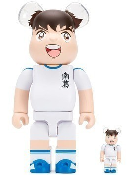 Medicom Toy Captain Tsubasa toy set - White