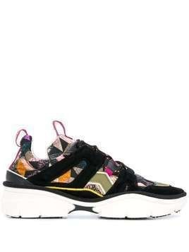 Isabel Marant Kindsay low-top sneakers - Black