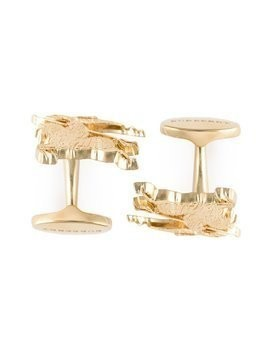 Burberry Equestrian Knight Cufflinks - Metallic