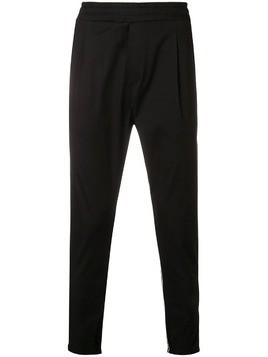 Low Brand Lowbrand x Houseofc tailored track pants - Black