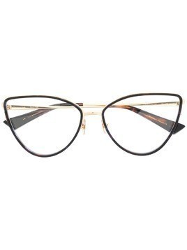 Christian Roth Sine-Type glasses - Brown