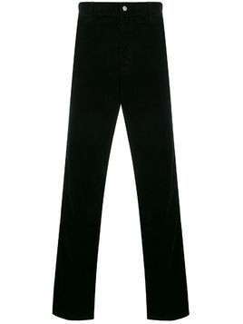 Carhartt WIP x Pop Trading Co corduroy trousers - Black