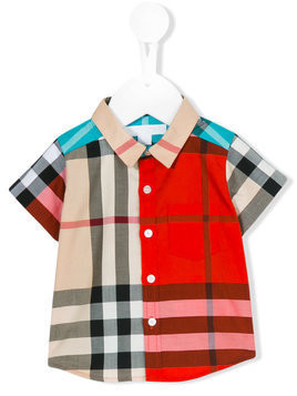Burberry Kids Fredrick shirt