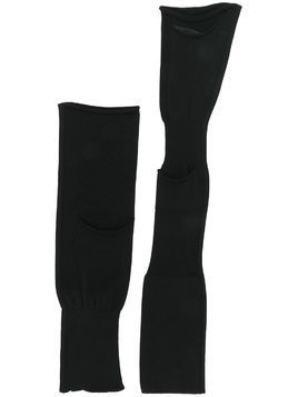 Rick Owens day sleeve holsters - Black