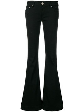 Don't Cry flared jeans - Black