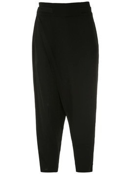 Uma Raquel Davidowicz Air tailored trousers - Black