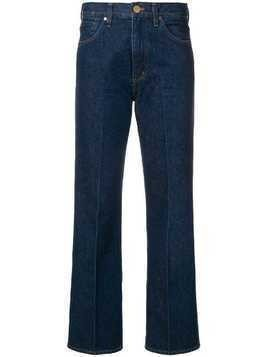 Goldsign straight fit trousers - Blue