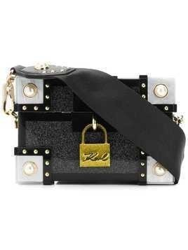 Karl Lagerfeld Treasure Box bag - Black