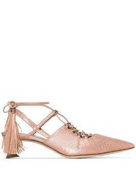 Liudmila Bellatrix 50mm pumps - Pink
