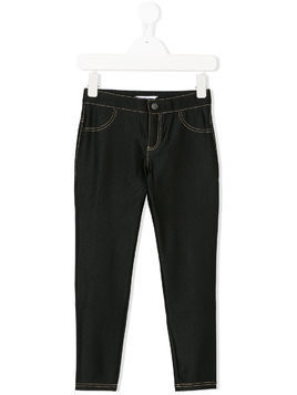 Little Marc Jacobs classic skinny jeans - Black