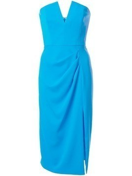 Jay Godfrey Kyle midi dress - Blue