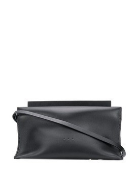 Aesther Ekme Slope clutch bag - Black