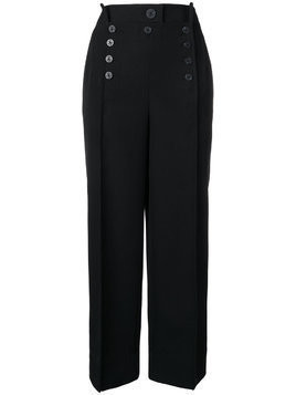 3.1 Phillip Lim straight leg trousers - Black