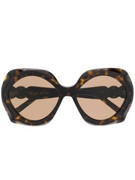 Elie Saab ES 057/G/S sunglasses - Brown