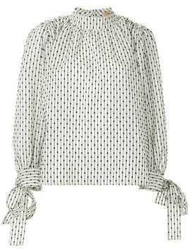 Maggie Marilyn Little Bit Of Love blouse - White